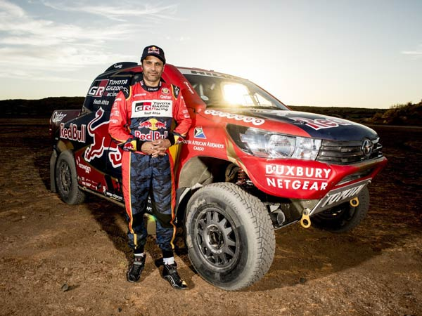 2017 dakar rally big names who quit at end of stage 4 drivespark news. Black Bedroom Furniture Sets. Home Design Ideas