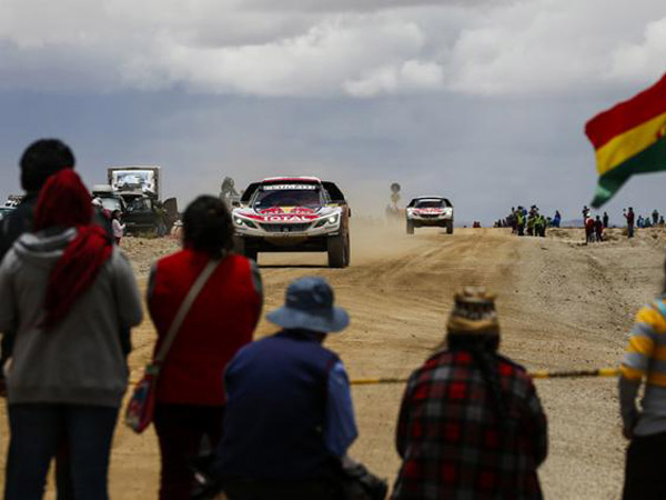 Dakar 2017: CS Santosh And Stage 5 Updates