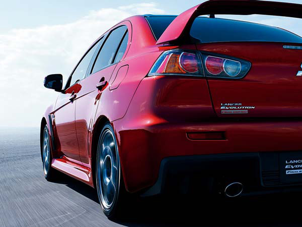 2017 Brings The End To An Iconic Name Mitsubishi Lancer