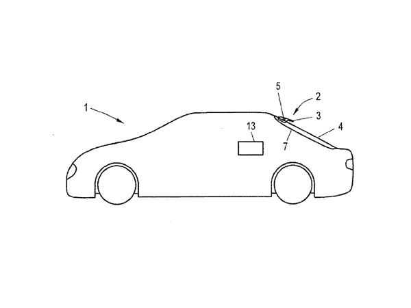 Audi Patents Movable Spoiler Wing To Improve Dynamics