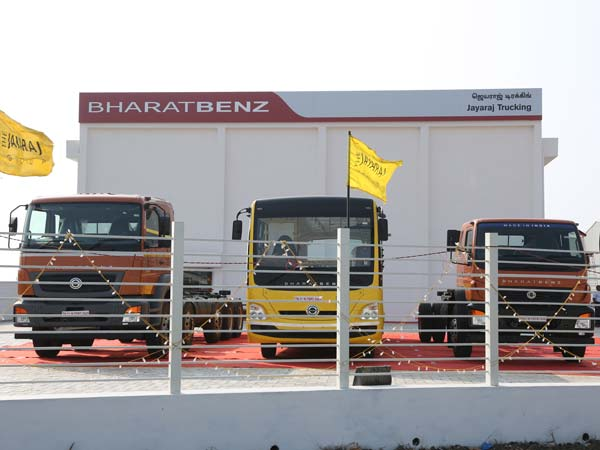 BharatBenz Inaugurates Its 12th Dealership In Tuticorin, Tamil Nadu