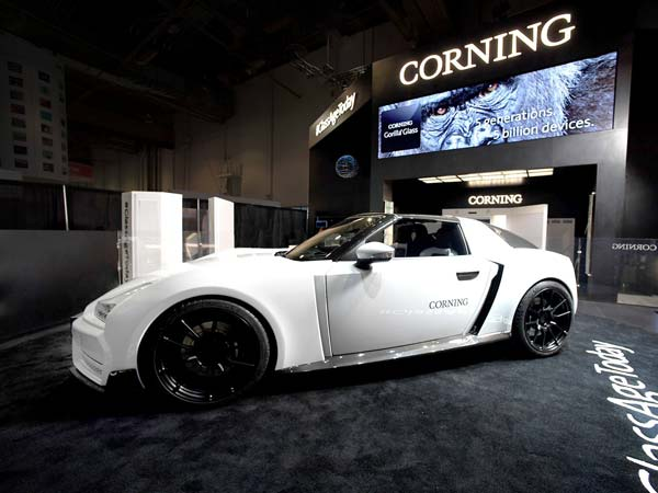 Corning Develops New Gorilla Glass, Not For Phones But Cars