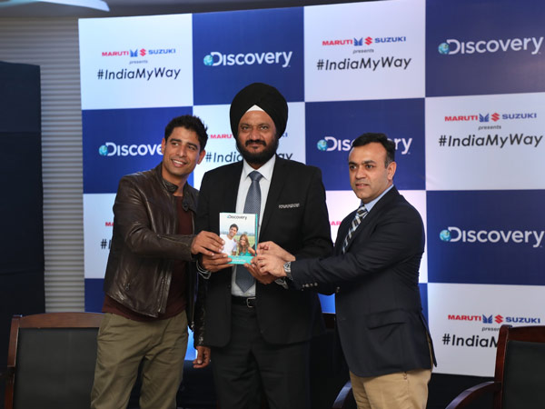 Discovery Collaborates With Maruti Suzuki To Celebrate An Epic Journey