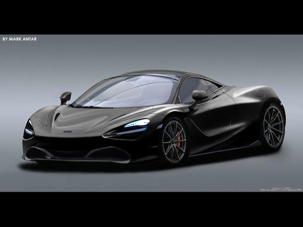 2018 McLaren 720S Rendering Looks Promising; Launch In March ...