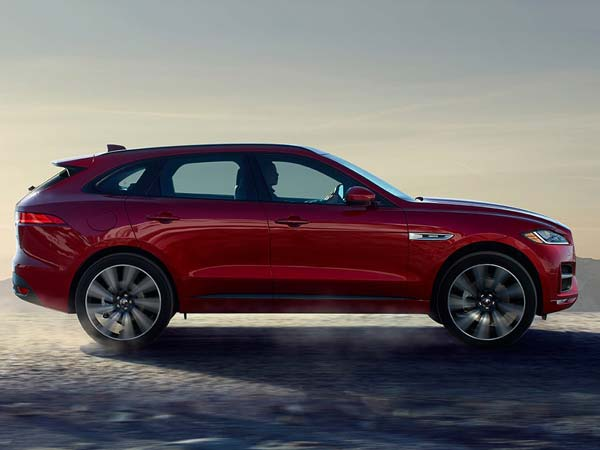 Tata Motors' Jaguar Land Rover Records Best Sales For 2016