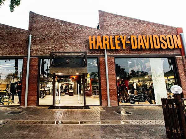 Harley-Davidson India Inaugurates Its Second Dealership In New Delhi