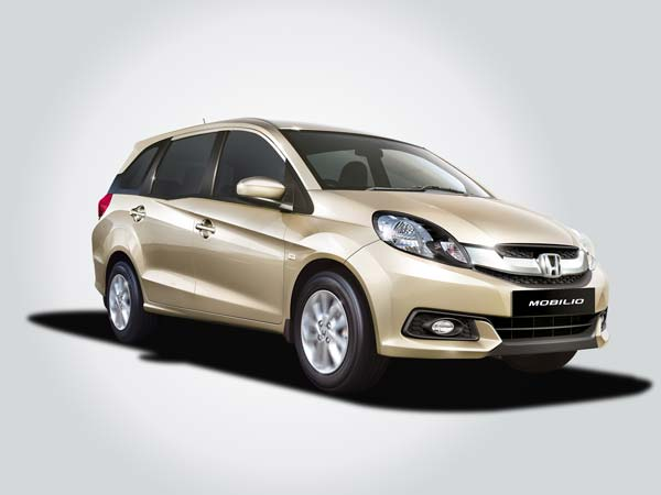 Honda Mobilio Facelift Teased Ahead Of Global Unveil