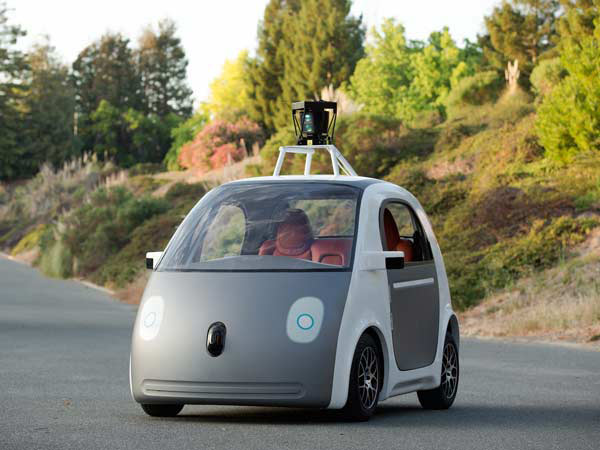 Tom Tom's Sat Nav Technology Could Be Used In Self-Driving Cars