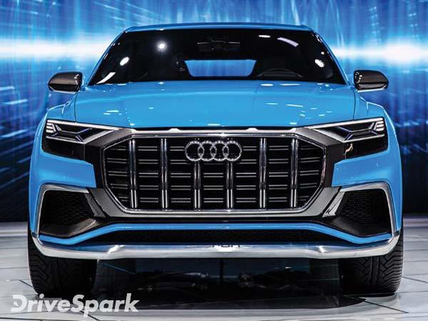2017 Detroit Auto Show: Audi Q8 Concept Revealed