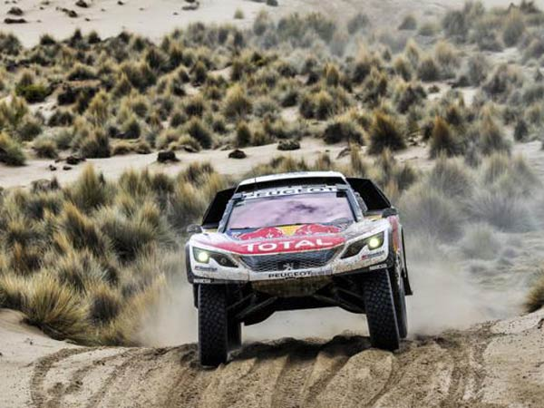 Dakar 2017: CS Santosh And Stage 7 Updates