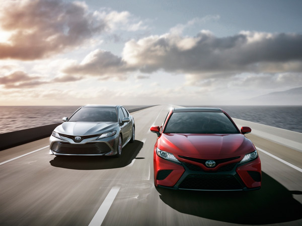 2017 Detroit Auto Show: Toyota Camry Revealed