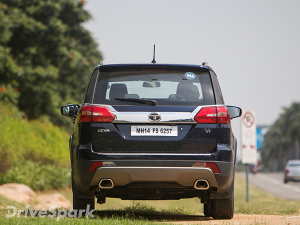 Tata Hexa Price Leaked; Base Variant Might Start From Rs 12.36 Lakh