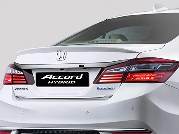 Honda To Launch Dedicated Hybrid In 2018 As Part Of Electrification Push