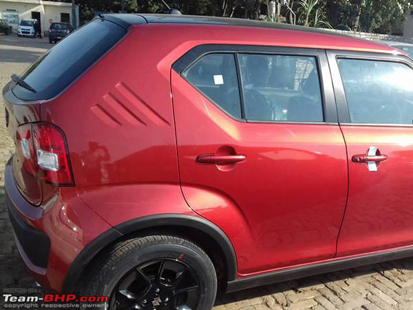 Maruti Suzuki Ignis Spotted At Dealerships Ahead Of Its Indian Launch