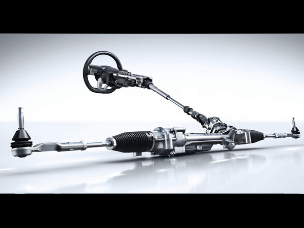 Bosch Introduces Electric Power Steering With New Level Of Safety