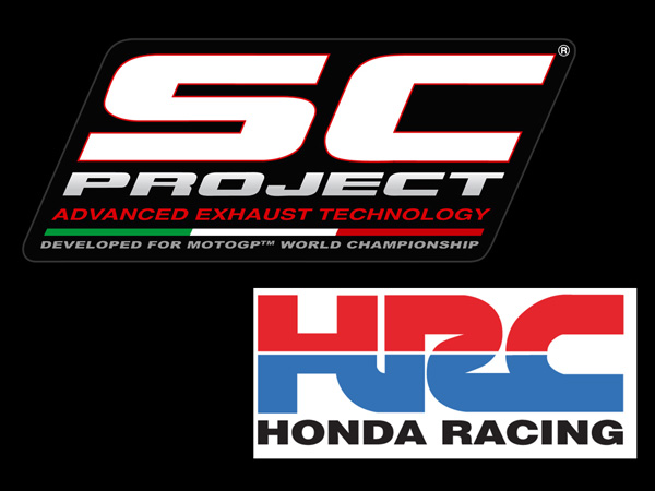 SC-Project To Supply Exhaust System For Repsol Honda Team