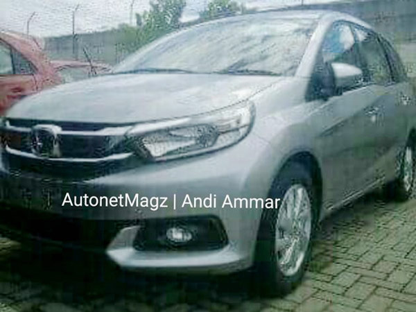 2017 Honda Mobilio Leaked Ahead Of Launch