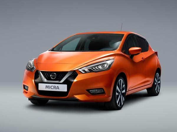 2017 Nissan Micra Production Begins In Europe