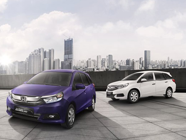 2017 Honda Mobilio Facelift Officially Revealed