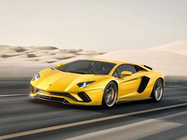 Automobili Lamborghini S.p.A Sets Record Sales In 2016; Two ...