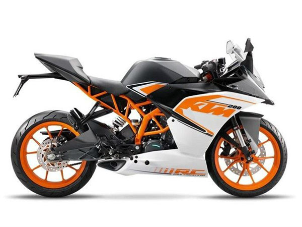 2017 KTM RC 390 And RC 200 India Launch Date Revealed