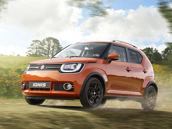 Maruti Ignis Launched In India; Launch Price, Mileage & More Details