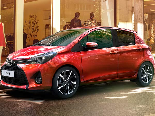 new generation toyota yaris launched in japan drivespark news. Black Bedroom Furniture Sets. Home Design Ideas