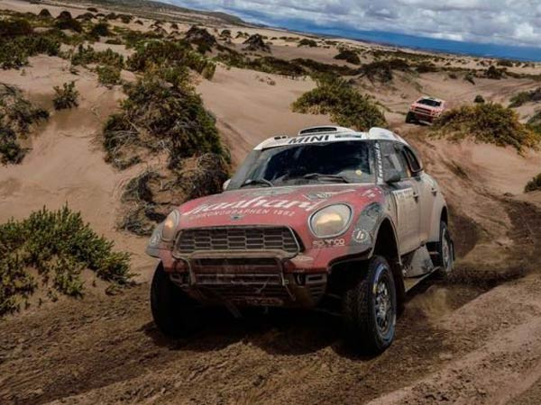 Dakar 2017: CS Santosh Finishes The Toughest Rally