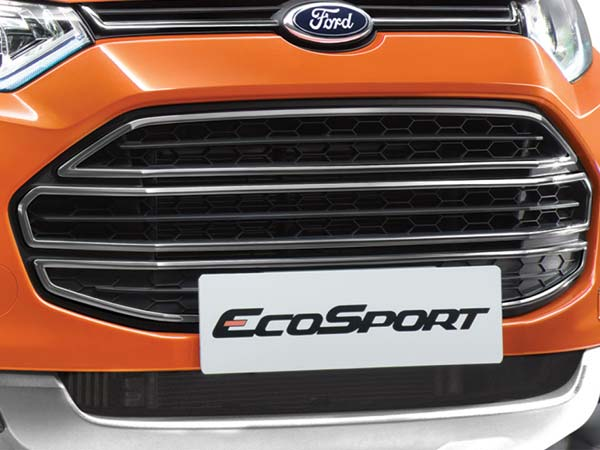 Updated Ford Ecosport For 2017; Price And Details