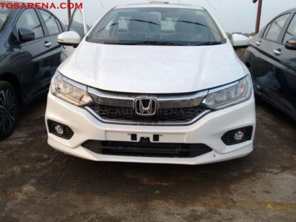 Spy Pics: Honda City ZX Spotted At Dealership Yard — Launch Imminent?
