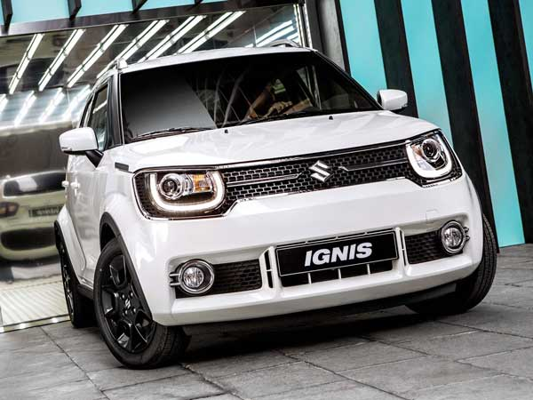 Maruti Suzuki Might Introduce Ignis RS Soon In India