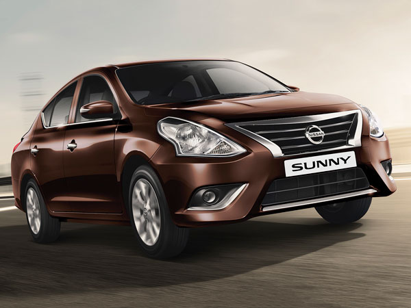 2017 Nissan Sunny launched In India; Prices Start At Rs 7.91 Lakh
