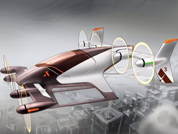 Airbus To Test Flying Car Prototype By The End Of 2017