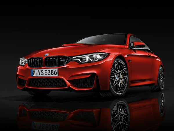 2017 BMW 4 Series Facelift Unveiled