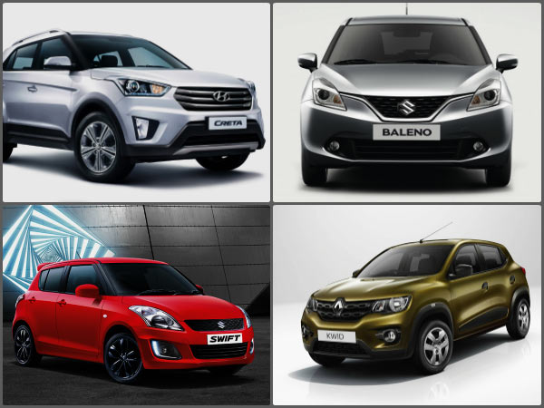 Top 10 Selling Cars In India In 2016 — Led By New Generation Models' Revolution!