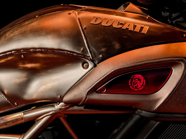 Ducati Unveils Limited Edition Diavel Diesel; An Exclusive Leathery Motorcycle