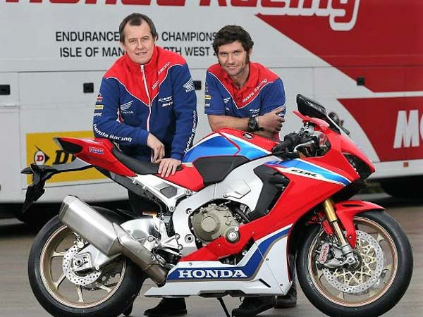 Attention TT Fans! Guy Martin Makes Isle Of Man TT Return With Honda