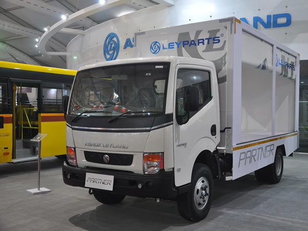 ashok leyland ltd Ashok leyland ltd, incorporated in the year 1948, is a large cap company (having a market cap of rs 3867557 crore) operating in auto sector.