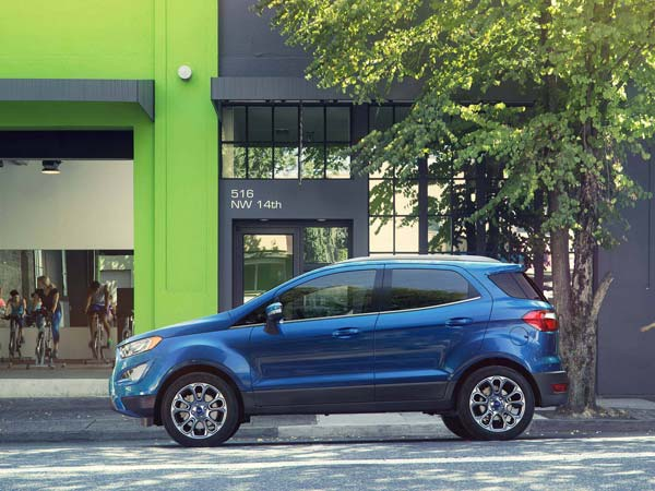 Ford To Export India-Made EcoSport To US Despite Donald Trump's Threat