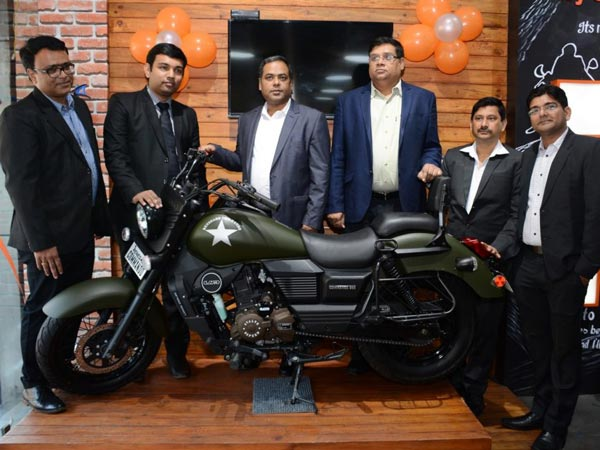 UM Motorcycles Enters North-East India; Opens First Dealership In Guwahati