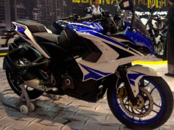 Bajaj Launches 2017 Pulsar RS 200 Racing Blue Edition; Priced At Rs 1.47 Lakh