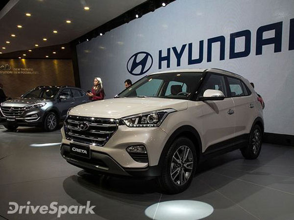 new car launches from hyundai2017 Hyundai Creta With MildHybrid Technology To Be Launched In