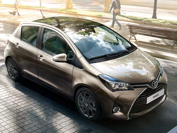 New-Generation Toyota Yaris Launched In Japan