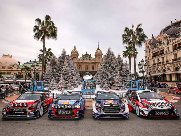 World Rally Championship: A Bitter Start To The 2017 Season