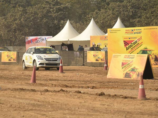 Maruti Suzuki Indian National Autocross Championship Comes To Mumbai