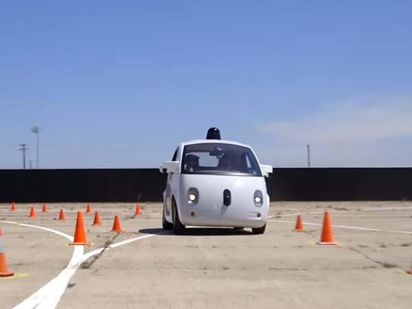 Cognizant Self Driving Car