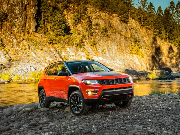 Jeep Compass To Be Launched In India In June 2017