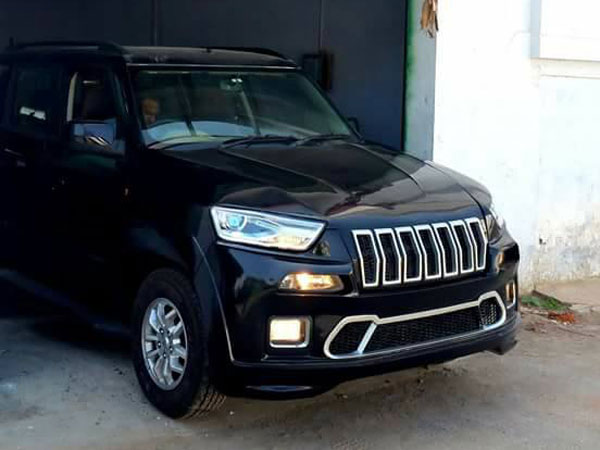 This Modified Mahindra Tuv 300 Is An Affordable Jeep You