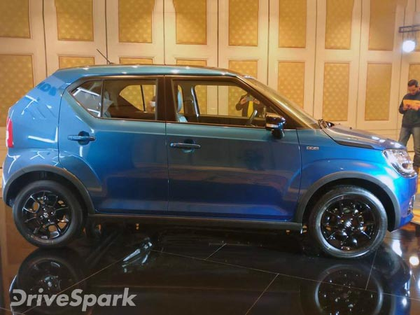 Maruti Suzuki Ignis Commands A Waiting Period — Here Is How Long!