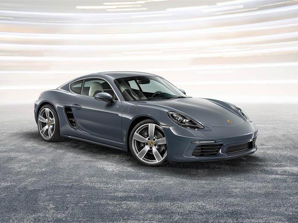 Porsche 718 Cayman And Boxster To Launch In India On February 15